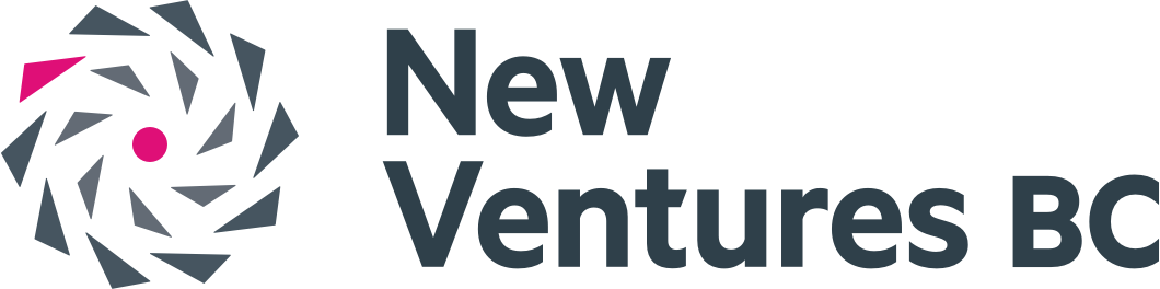 New Ventures BC logo