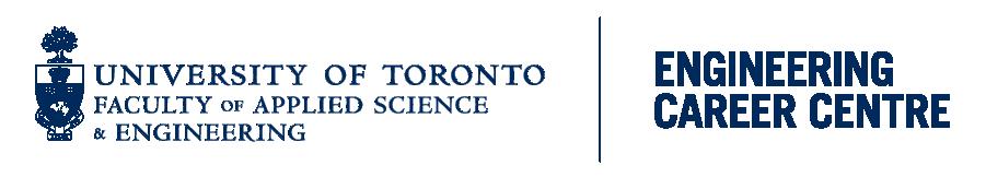 University of Toronto - Engineering Career Centre logo