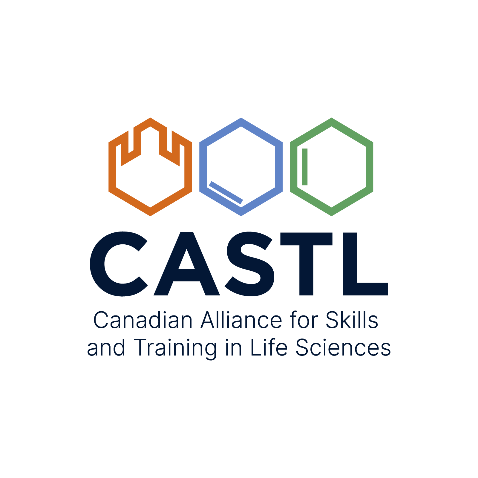 Canadian Alliance for Skills and Training in Life Sciences logo