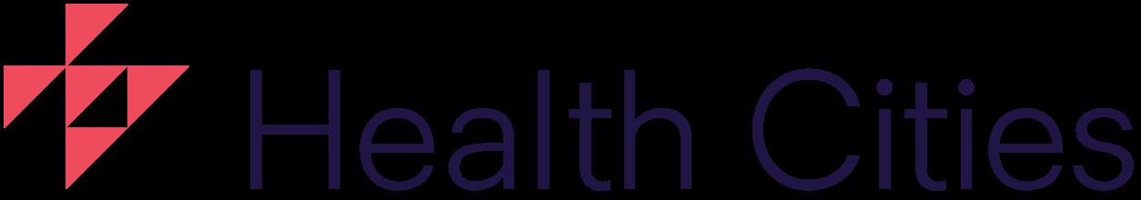 Health Cities logo